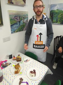 Our Bake Off Judge