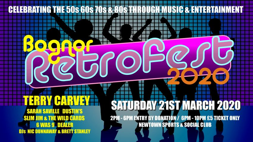 Retrofest Charity Fundraiser