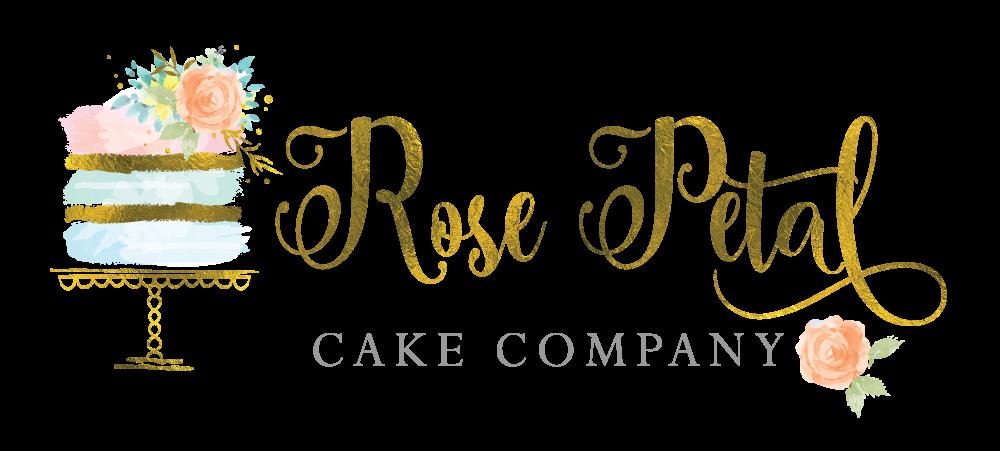 Logo For Rose Petal Cake Company