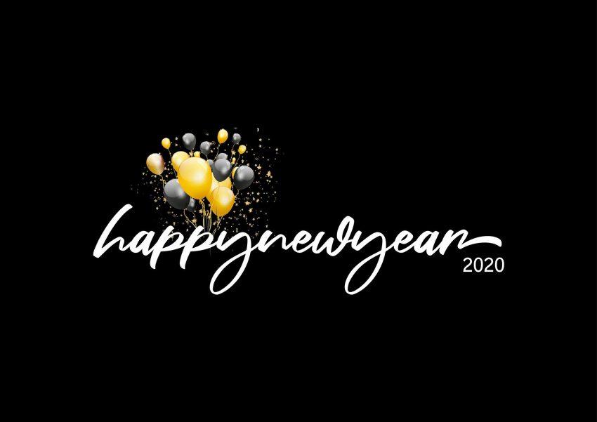 Happy New Year! 1