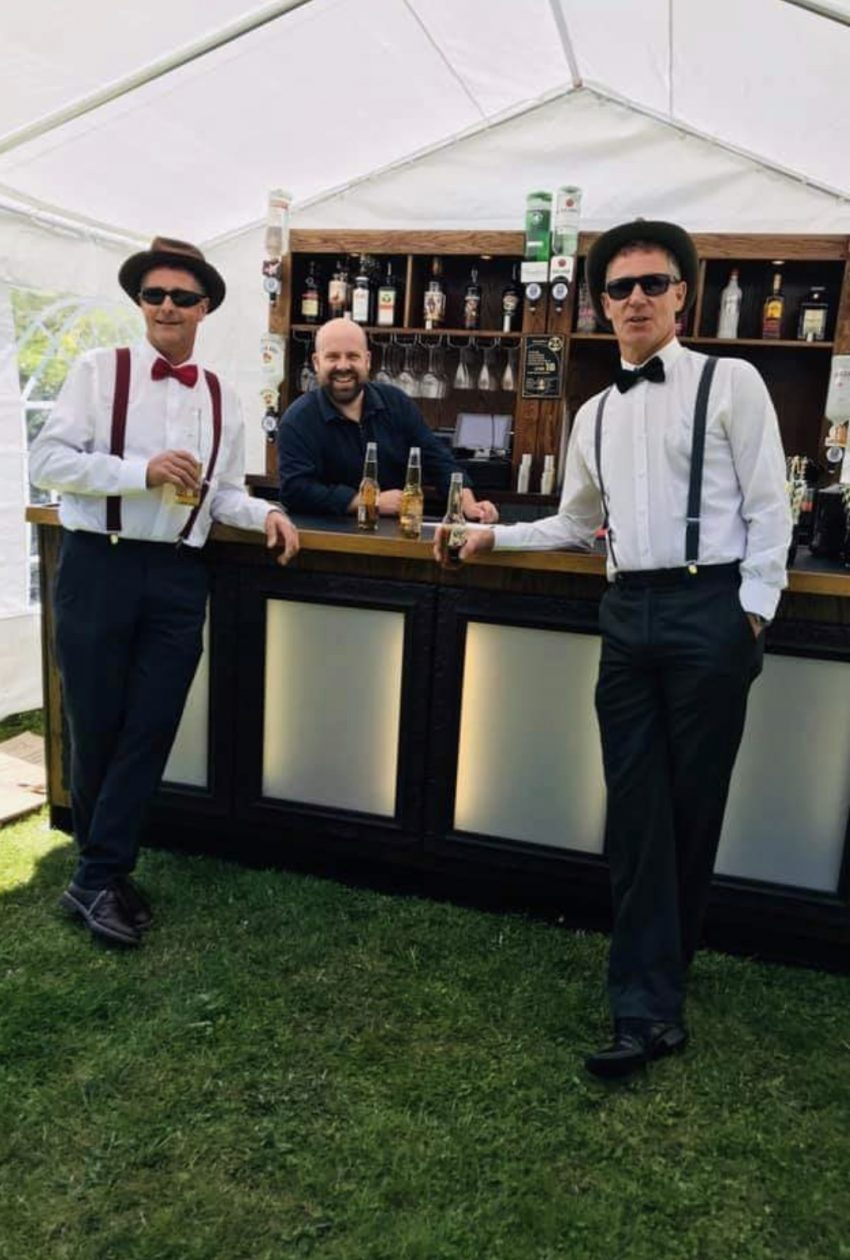 Mighty Oak Events Mobile Bar