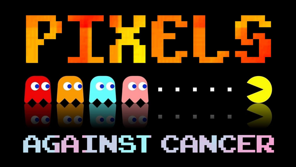 Pixels Against Cancer Charity Fundraiser