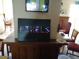 Pixels at The Hothhampton Arms