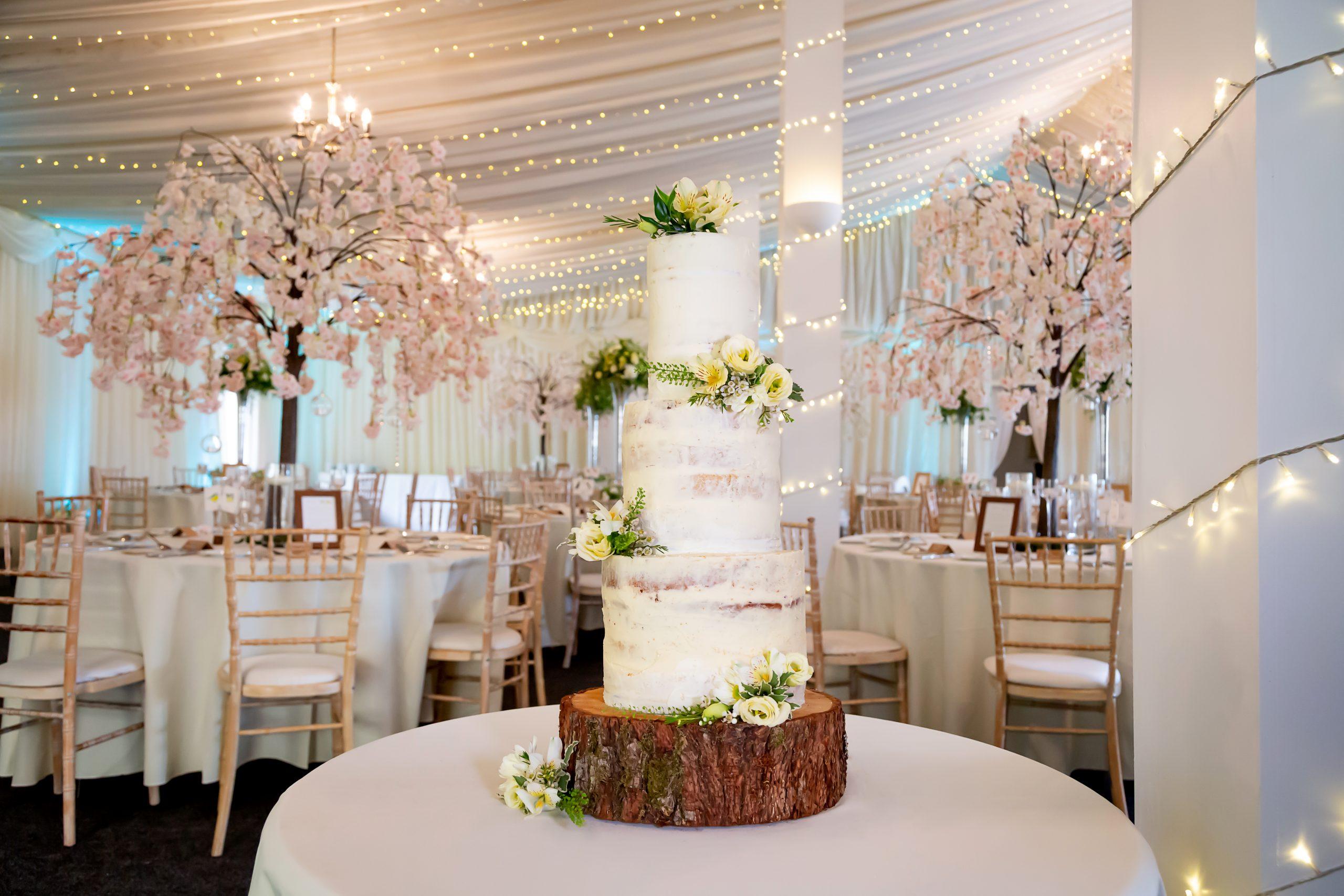 Rose Petal Cake Company Cakes