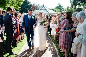 Weddings at The Hilton Avisford Park Hotel