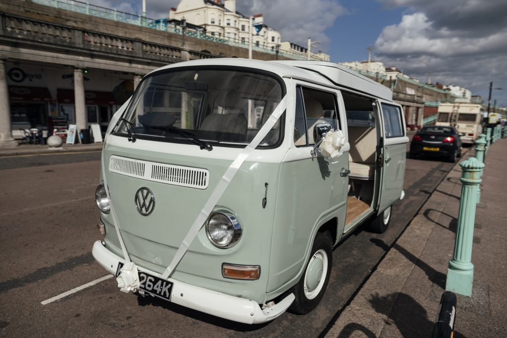 Lenny the Campervan Rides into Fayre 1