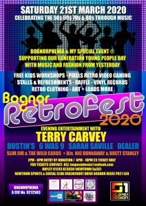 Retrofest Charity Day