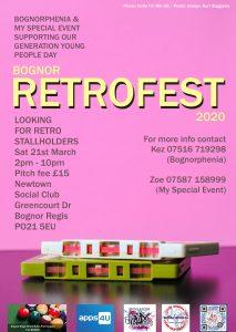 Retrofest Stalls