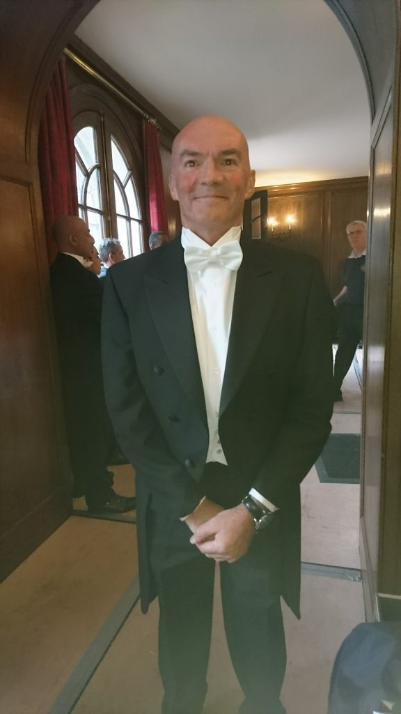 Toastmaster Pops Up at Wedding Fayre 2