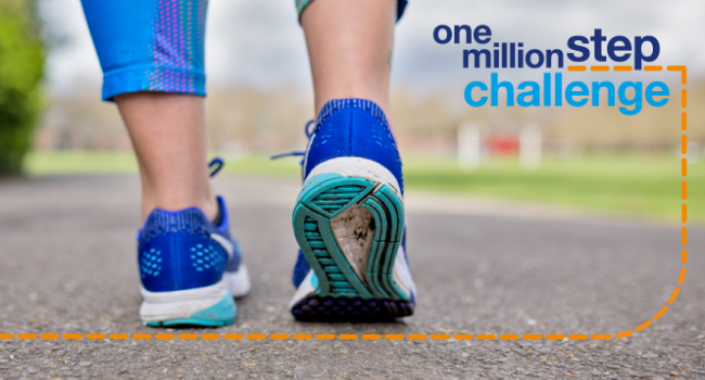 One Million Step Challenge