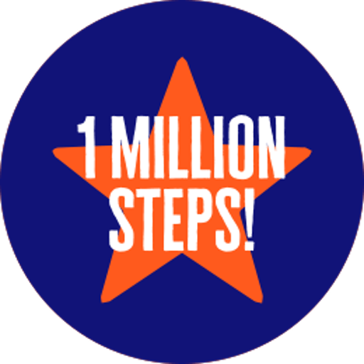 One Million Steps 27 Days Early 1