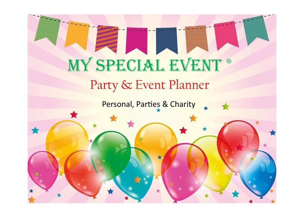 My Special Event Logo