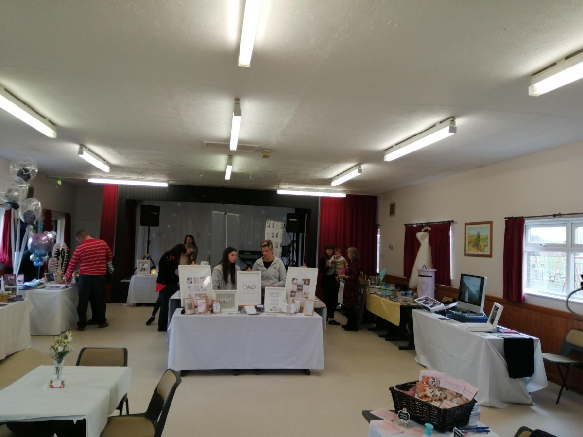 Getting Ready for the Wedding and Events Fayre